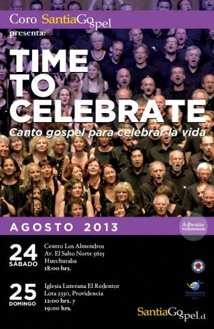TimeToCelebrate-Agosto2013