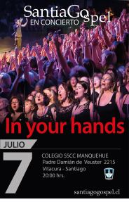 Afiche In Your hands